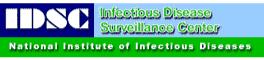 IDSC インフルエンザ流行レベルマップ